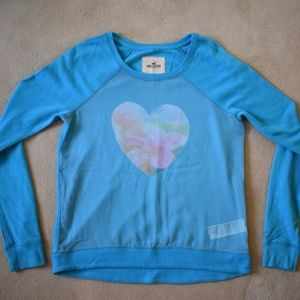 Hollister Sky Blue Sweater (Size L)